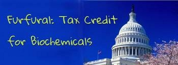 Tax Credit For Biochemicals