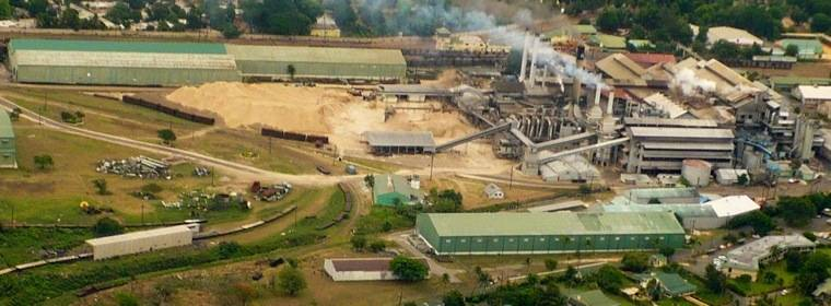 Largest Furfural Plant in the World (Dominican Republic)